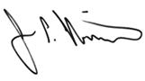 Handwritten signature of Jamie P. Merisotis