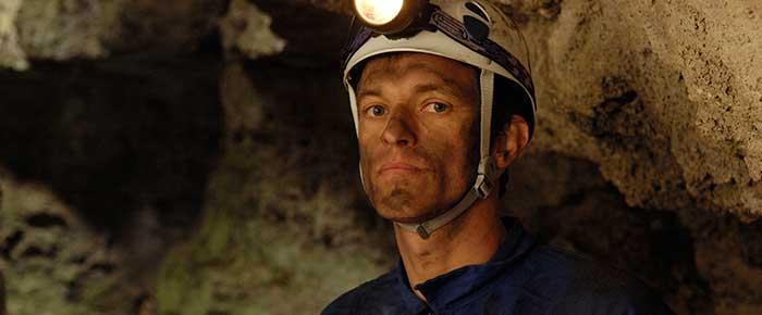 Coal miner, stock photo.