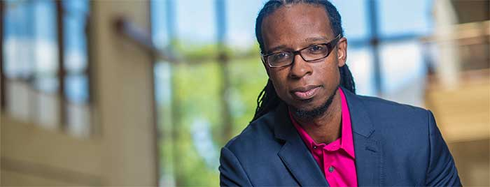 """Ibram X. Kendi, author of """"How to be an Antiracist"""""""