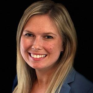 Pro headshot of Mary Laphen.